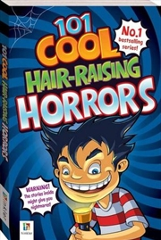 101 Cool Hair Raising Horrors | Books