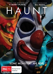 Haunt | DVD