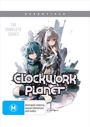Clockwork Planet | Complete Series | Blu-ray