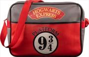 Harry Potter - Platform 9 3/4 Hogwarts Express Messenger Bag | Apparel
