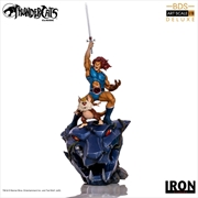 Thundercats - Lion-O & Snarf 1:10 Scale Statue | Merchandise