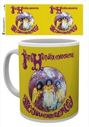 Jimi Hendrix Experience Mug | Merchandise