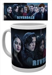 Riverdale Key Art Cast Mug | Merchandise