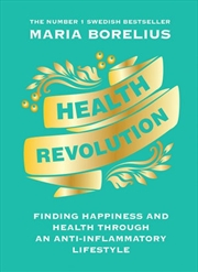 Health Revolution | Hardback Book