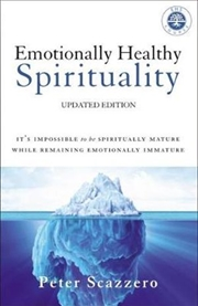 Emotionally Healthy Spirituality | Paperback Book