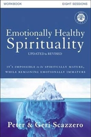 Emotionally Healthy Spirituality Course Workbook, Updated Edition | Paperback Book