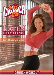 Crunch: Latin Rhythms | DVD