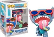 Lilo & Stitch - Stitch Summer Scented US Exclusive Pop! Vinyl [RS] | Pop Vinyl