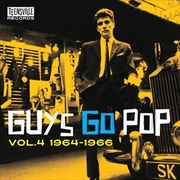 Guys Go Pop Volume 4 - 1964-196 | CD