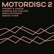 Motordisc 2 | Vinyl