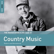 Rough Guide To The Roots Of Country Music | Vinyl