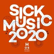 Sick Music 2020   CD