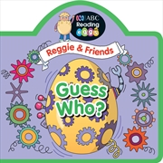 ABC Reading Eggs Puzzle Book - Reggie & Friends Guess Who? | Paperback Book