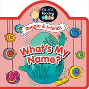 ABC Reading Eggs Puzzle Book - Reggie & Friends What's My Name? | Paperback Book