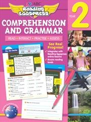 ABC Reading Eggspress Comprehension and Grammar Workbook Year 2   Paperback Book