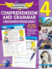 ABC Reading Eggspress Comprehension and Grammar Workbook Year 4   Paperback Book