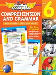 ABC Reading Eggspress Comprehension and Grammar Workbook Year 6   Paperback Book