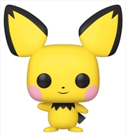 Pokemon - Pichu Pop! Vinyl [RS] | Pop Vinyl
