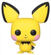 Pokemon - Pichu Pop! Vinyl [RS] | Pop Vinyl