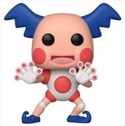 Pokemon - Mr Mime Pop! Vinyl [RS] | Pop Vinyl