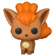 Pokemon - Vulpix Pop! Vinyl [RS] | Pop Vinyl