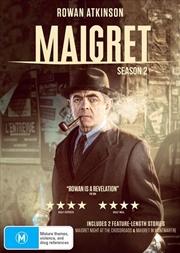 Maigret - Series 2 | DVD
