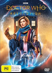 Doctor Who - Resolution | DVD