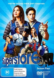 Superstore - Season 4 | DVD