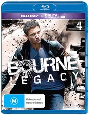 Bourne Legacy, The | Blu-ray