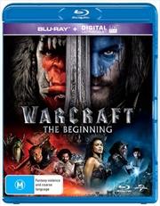 Warcraft - The Beginning | Blu-ray