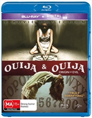 Ouija / Ouija - Origin Of Evil   Blu-ray