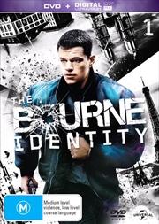 Bourne Identity, The | DVD