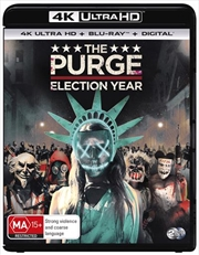Purge - Election Year | Blu-ray + UHD, The | UHD