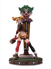 DC Bombshells - Harley Quinn Deluxe #2 Statue | Merchandise
