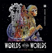 Worlds Within Worlds - Colour New Realms | Paperback Book
