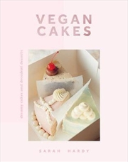 Vegan Cakes | Hardback Book