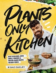 Plants Only Kitchen | Hardback Book
