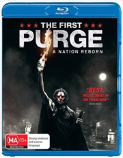 First Purge, The | Blu-ray