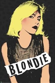 Blondie Pop Art | Merchandise