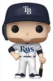 Major League Baseball: Rays - Austin Meadows Pop! Vinyl | Pop Vinyl