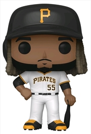 Major League Baseball: Pirates - Josh Bell Pop! Vinyl | Pop Vinyl