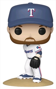 Major League Baseball: Indians - Corey Kluber Pop! Vinyl | Pop Vinyl