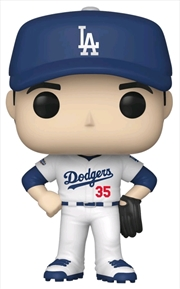 Major League Baseball: Dodgers - Cody Bellinger Pop! Vinyl | Pop Vinyl