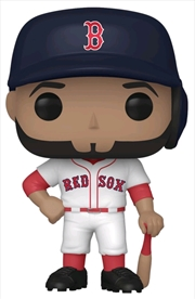 Major League Baseball: Red Sox - Xander Bogaerts Pop! Vinyl | Pop Vinyl
