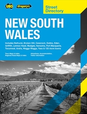 New South Wales Street Directory 20th ed | Paperback Book