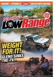 Lowrange; S1 E8: Weight For It | Blu-ray