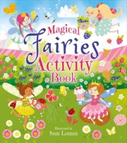 Magical Fairies Activity Book | Paperback Book