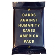 Cards Against Humanity - Saves America Pack | Merchandise