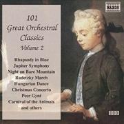 101 Great Orchestral Classics Vol 2 | CD