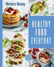Healthy Food Everyday | Paperback Book